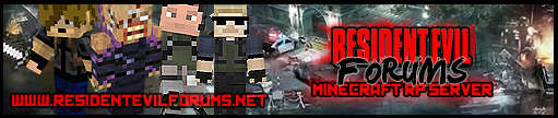 Minecraft (Resident Evil RP) Ideas and information RP-HD-SERVER